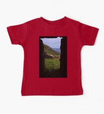 View From A Lighthouse Ruin  Baby Tee