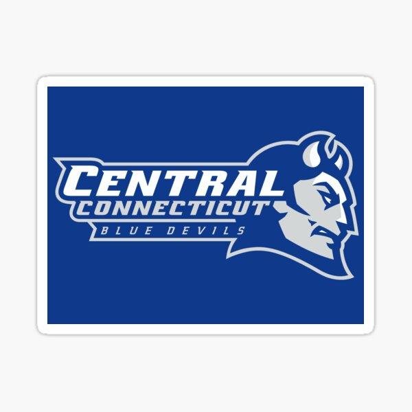 Sticker - 004 Central Connecticut State University CCSU Blue Devils NCAA Vinyl Decal Laptop Water Bottle Car Scrapbook