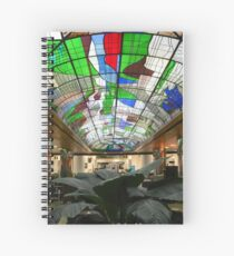 Miami International Airport in Florida Spiral Notebook