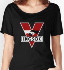 1984 Ingsoc Logo Women's Relaxed Fit T-Shirt