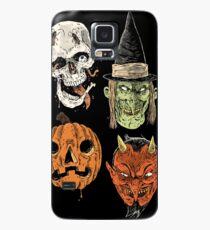 Say You Love Satan 80s Horror Podcast Logo 2 Case/Skin for Samsung Galaxy
