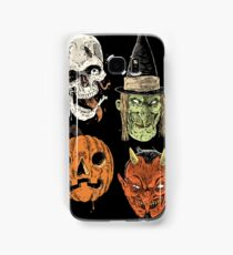 Say You Love Satan 80s Horror Podcast Logo 2 Samsung Galaxy Case/Skin