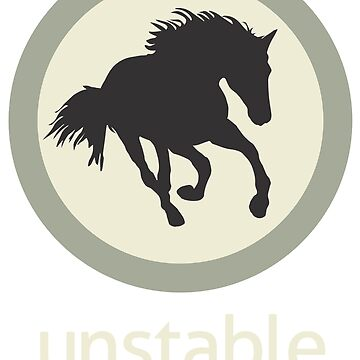 Unstable Logo - Pale Green by UnstableDesign