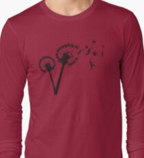 Dandylion Flight Long Sleeve T-Shirt