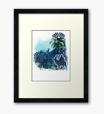 spirits of the forest Framed Print