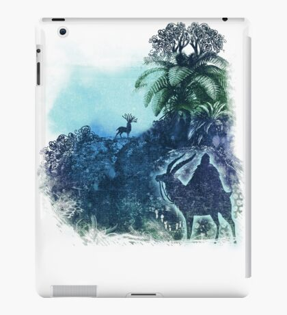 spirits of the forest iPad Case/Skin