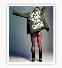 Kate Moss Sticker