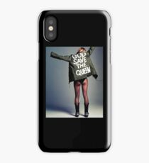 Kate Moss iPhone Case/Skin