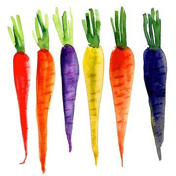 Zanahorias de KaylaPhan