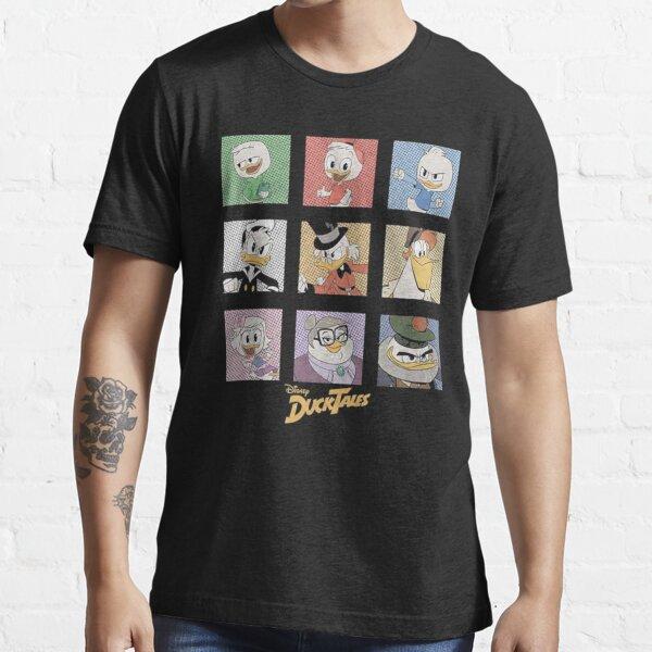 Personnages de canard T-shirt essentiel