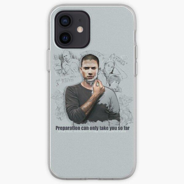Prison Break - Michael Scofield Coque souple iPhone