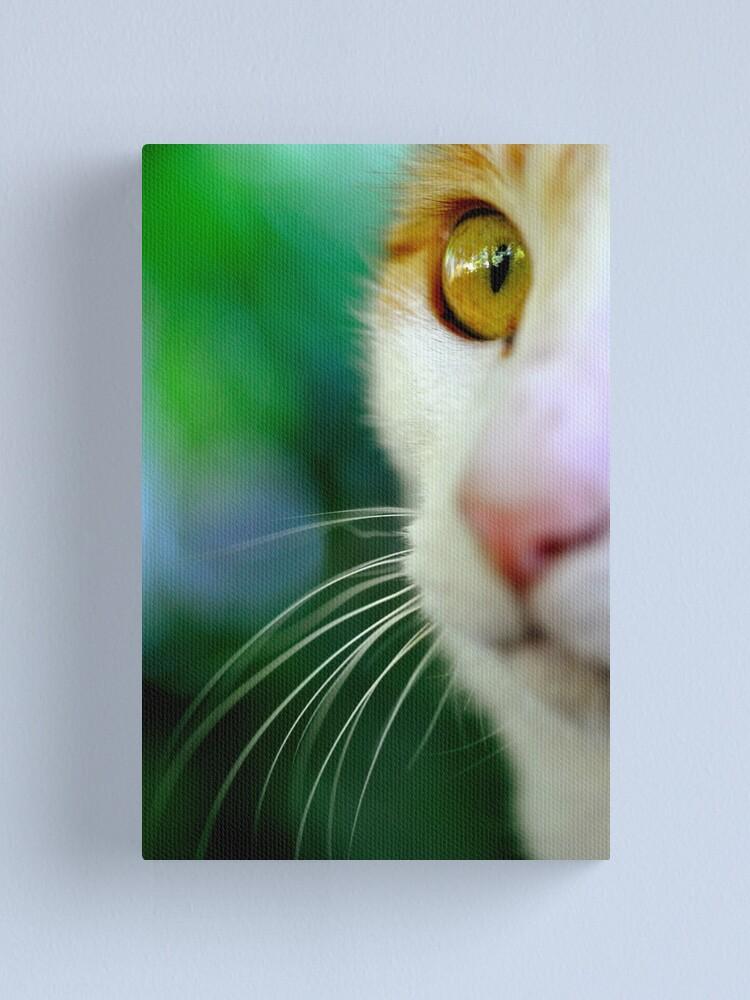 Alternate view of Look Canvas Print