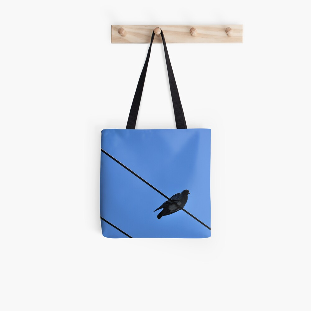 A Nice Spot for Sunbathing Tote Bag