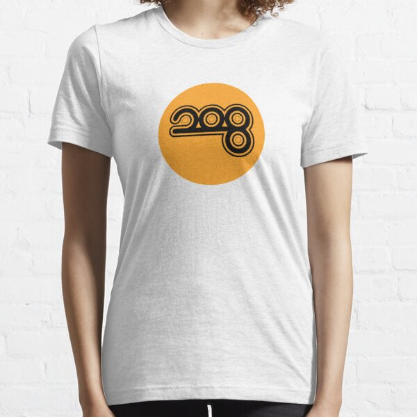 Radio Luxembourg 208 Essential T-Shirt