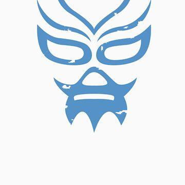 Lucha Libre Mask 06 by EmilioPereiro