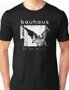 Bauhaus - Bat Wings - Bela Lugosi's Dead Unisex T-Shirt