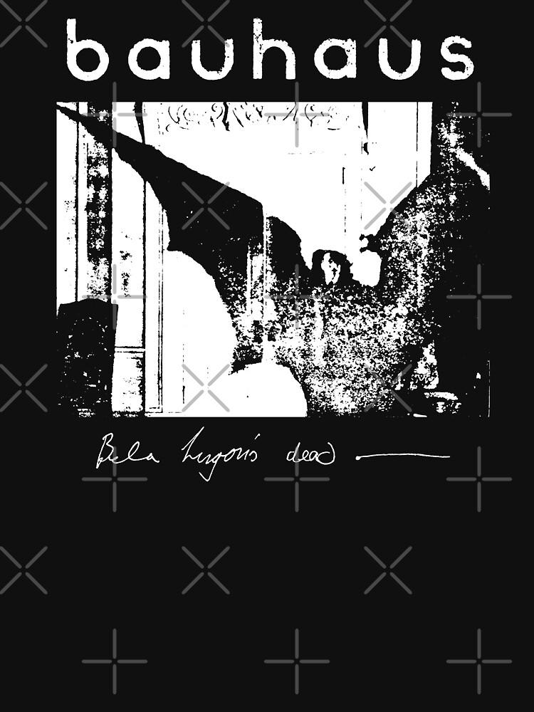 Bauhaus - Bat Wings - Bela Lugosi's Dead | Unisex T-Shirt