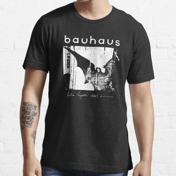 Bauhaus - Bat Wings - Bela Lugosi's Dead Essential T-Shirt