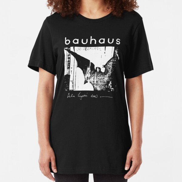 Bauhaus - Bat Wings - Bela Lugosi's Dead Slim Fit T-Shirt