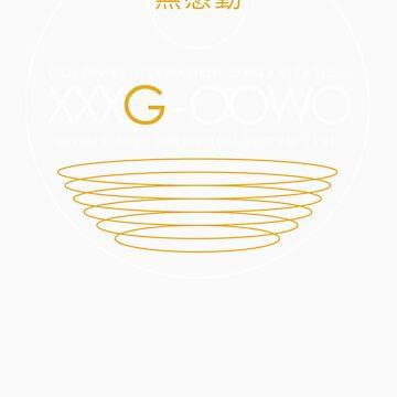 XXXG-00W0 Wing Zero by boxillustration
