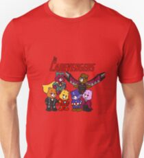 The Carevengers Unisex T-Shirt