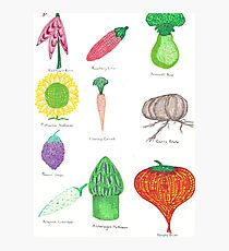 Genetically Modified Food 2 Photographic Print