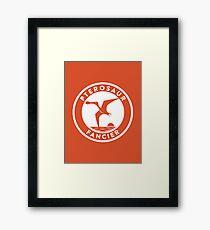 Pterosaur Fancier Print Framed Print