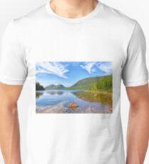 Jordan Pond and the Bubbles T-Shirt