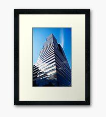 skyscraper Framed Print