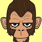 Monkey Rockabilly by EmilioPereiro