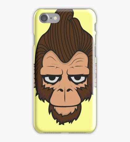 Monkey Rockabilly iPhone Case/Skin
