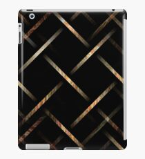 Seamless checkered pattern iPad Case/Skin