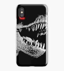 Cyborg T-rex iPhone Case/Skin