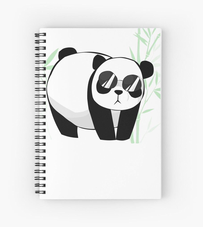 Badass Panda By Axelfourrier