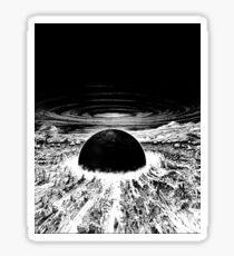 Akira - Explosion Sticker