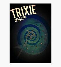 Trixie Magic INC. Photographic Print