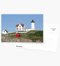 Nubble Light Postcards
