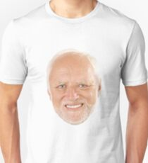 Hide the Pain Harold Unisex T-Shirt