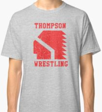 Thompson High School Wrestling (Vision Quest) Classic T-Shirt