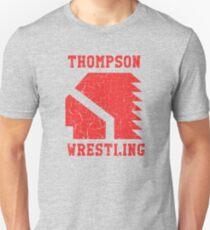 Thompson High School Wrestling (Vision Quest) Unisex T-Shirt