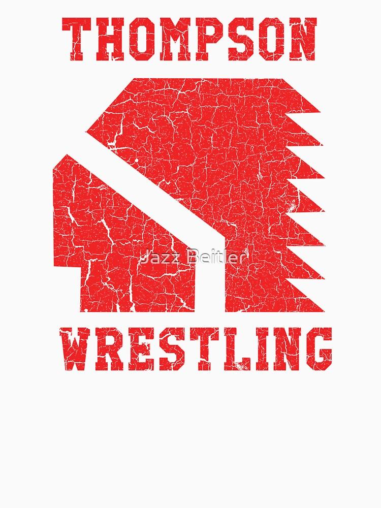 Thompson High School Wrestling (Visionsquest) von ImSecretlyGeeky
