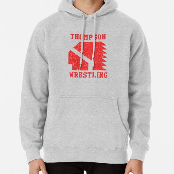 Thompson High School Wrestling (Vision Quest) Pullover Hoodie