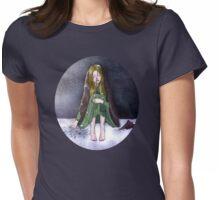 La Petite Fille aux Allumettes Womens Fitted T-Shirt