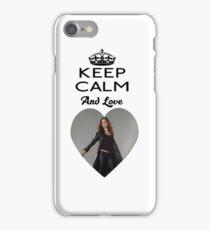 Buffy Faith Eliza Dushku Dollhouse  iPhone Case/Skin