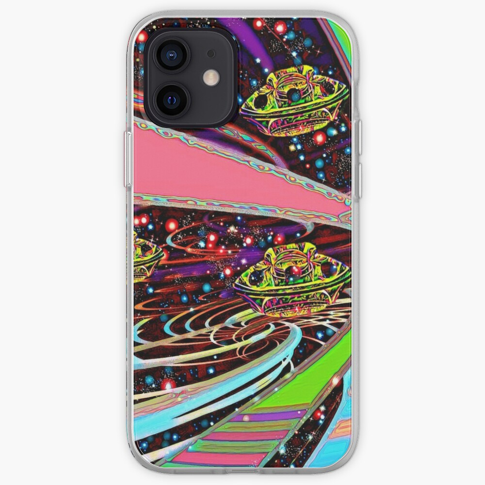 Galaxia Veeslia Skyway iPhone Case & Cover