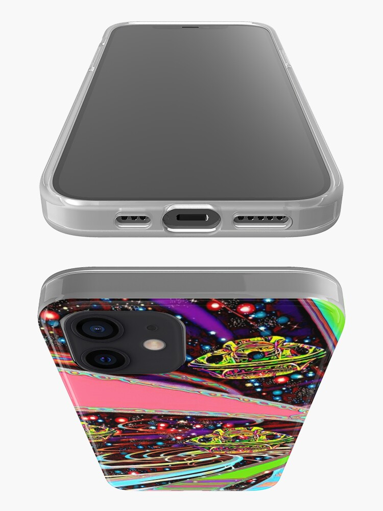 Alternate view of Galaxia Veeslia Skyway iPhone Case & Cover