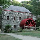 Grist Mill by Michelle Callahan