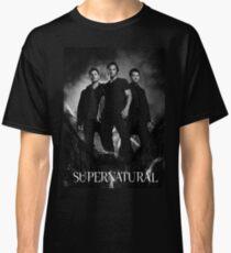 supernatural black and white Classic T-Shirt