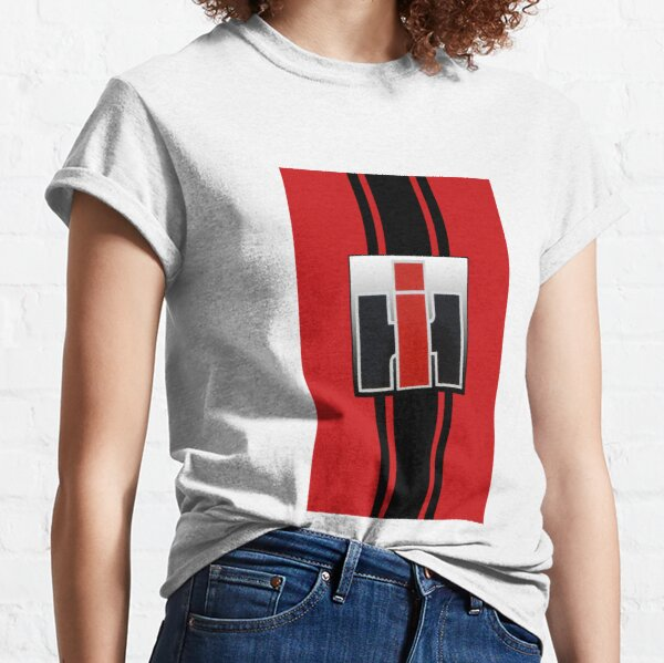 Case International Havester IH Tracteur Diesel T-shirt classique