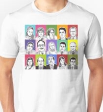 The Office Cast Unisex T-Shirt